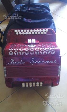 Organetto PAOLO SOPRANI