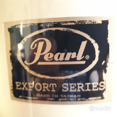 Pearl export anni 90