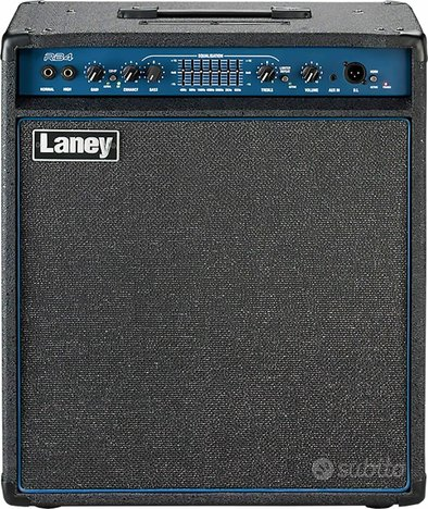 Laney rb4 - amplificatore combo per basso 165w