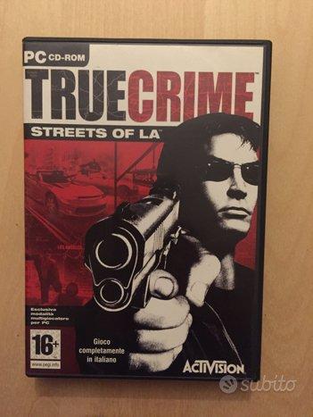 Videogioco per PC True Crime Street of LA