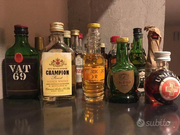 Bottigliette Mignon