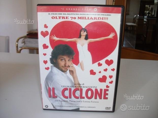 """Film in CD """"Il ciclone"""""""
