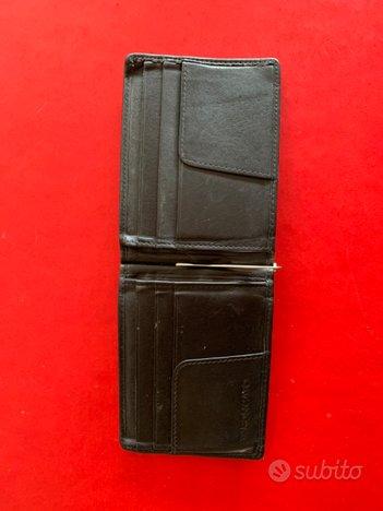 Porta foglio / banconote /tessere Roncato in pelle