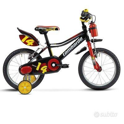 Bicicletta bambino 3 - 6 anni