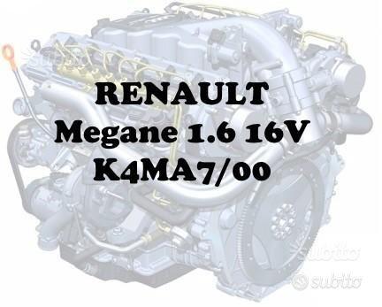 Renault k4ma7/00