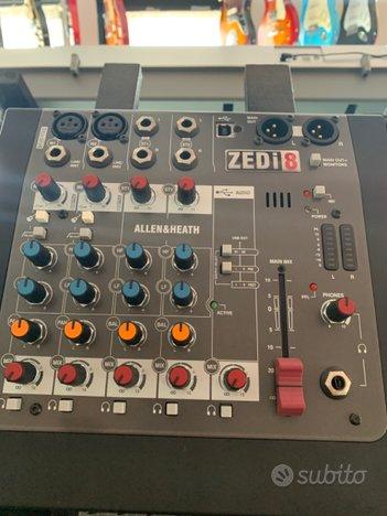 Mixer Nuovo Allen & Heath ZedI8