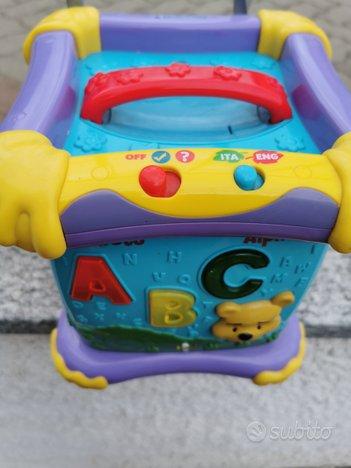 Gioco cubo bimbi Winnie the Pooh