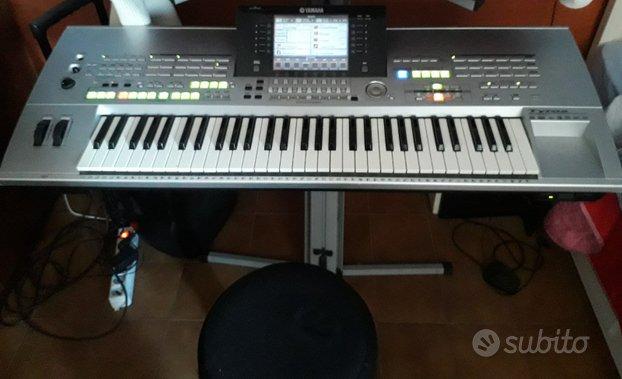 Tastiera Yamaha Tiros