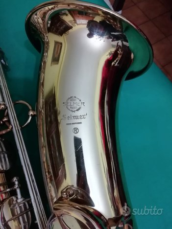 Sax Baritono Selmer Made in France