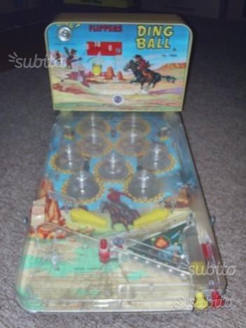 Giocattoli vintage anni 70
