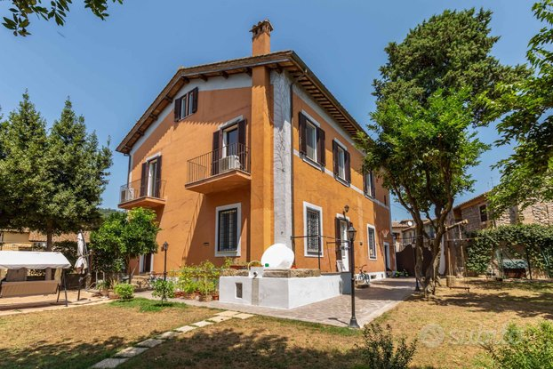 Casa indipendente - Manziana