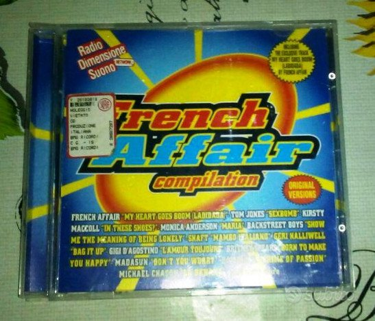 Compilation Hits Summer e Dance [CD Originali]