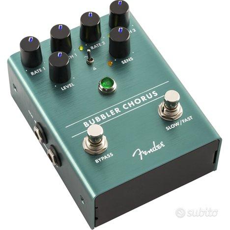 Fender Bubbler Analog Chorus/Vibrato - Effetto