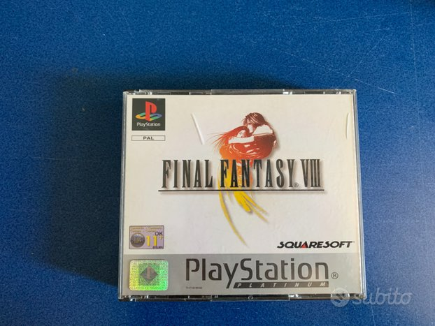 Final Fantasy VIII / FF8 Platinum
