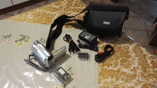 Videocamera Canon mv890