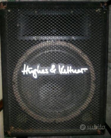 Hughes & kettner cl 122 monitor