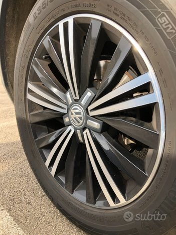 Set 4 cerchi originali Volkswagen 18 pollici