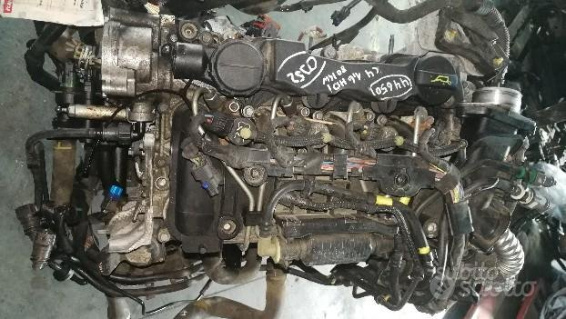 Motore citroen c4 1.6 cc 9hd