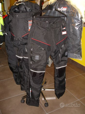 Pantaloni turismo jollisport moto sfoderabili tgXL