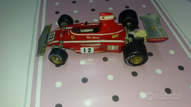 Formula uno Niki Lauda