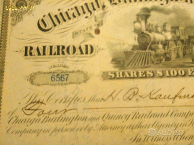 Azione ferrovia