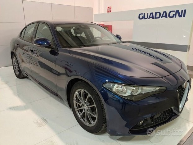 Alfa Romeo Giulia 2.2 T.D. 150 CV SUPER AT8