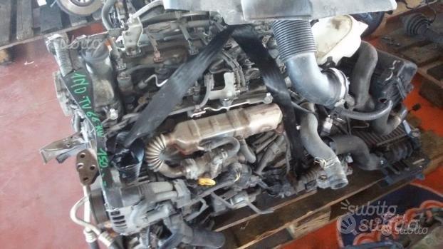 Ricambi motore cambio automatico yaris diesel
