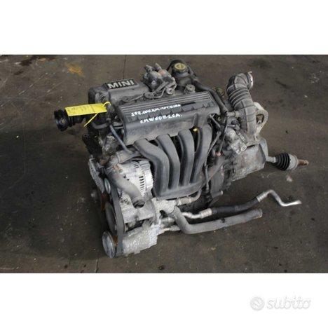 Motore W10B16A 162000 km Mini Cooper Mk1 1.6 benz