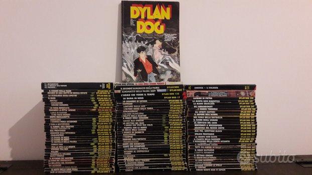 Lotto fumetti Dylan Dog Sergio Bonelli editore
