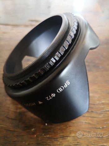 Paraluce diametro 72mm
