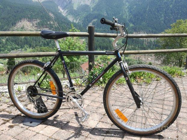 Cyril Guimard prima mountain bike in Europa