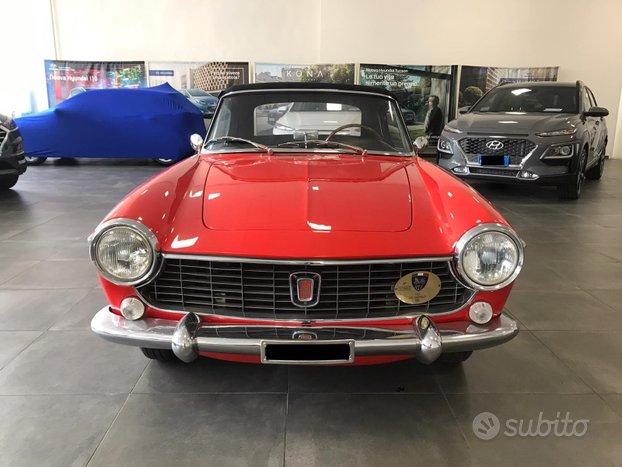 Fiat 1500 spider 1963 epoca