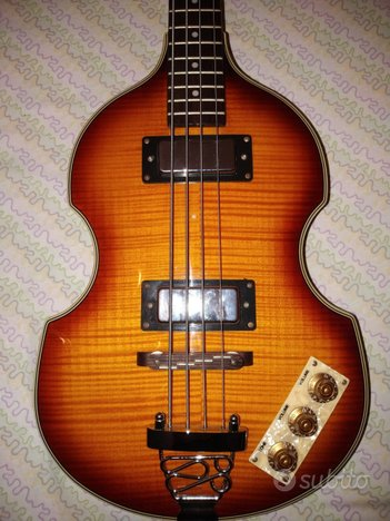 Basso Epiphone Viola (Paul McCartney)