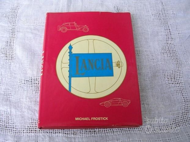 "Libro""LANCIA""(in inglese)"