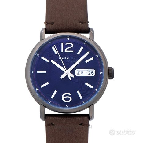 [NUOVO] Marc By Marc Jacobs MBM5078 Blue Strap