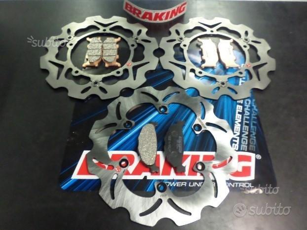 Kit dischi freno braking tmax 500 2004 - 2007