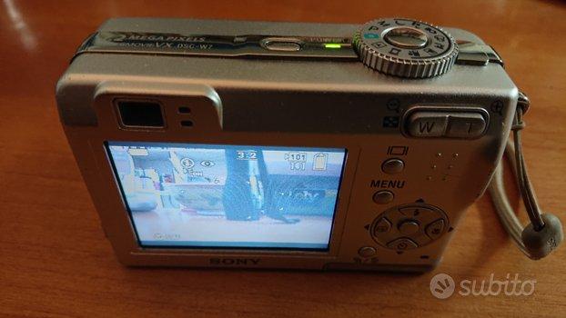 FOTOCAMERA DIGITALE SONY Cyber Shot DSC - W7