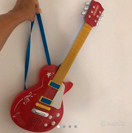 Chitarra elettrica giocattolo Bontempi