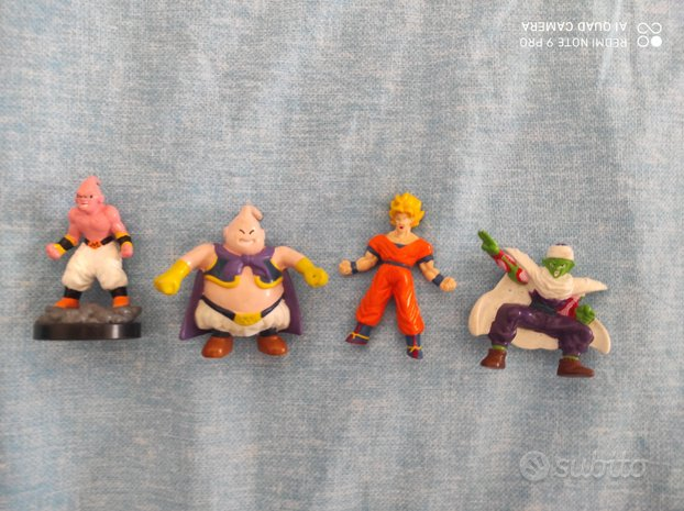 Lotto 2 - Action Figures DRAGONBALL