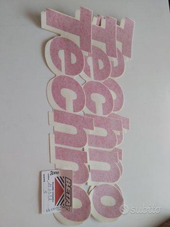 Decalco parafango post Beta Tecno 1995