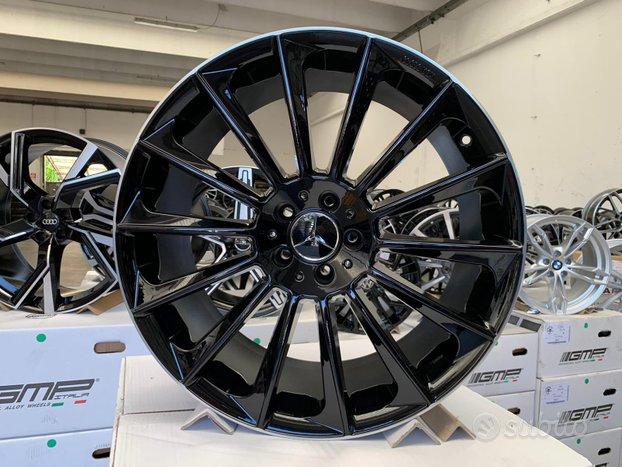 Cerchi Mercedes raggio 19 OMOLOGATI cod.548420