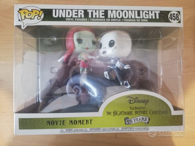 Funko Pop Movie Moments Nightmare Before Christmas
