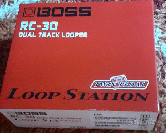 Boss loop RC30