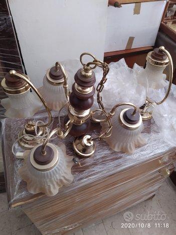 Lampadario lampade