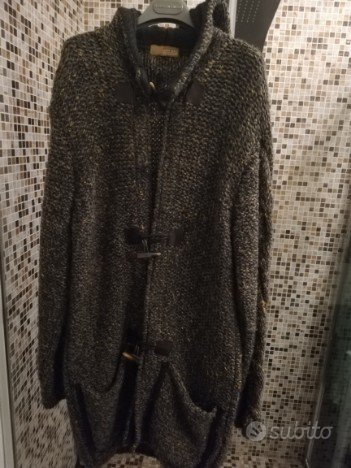 Cappotto Zara Man