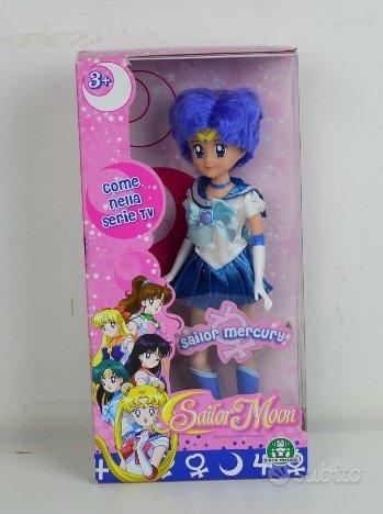 Sailor moon bambola Mercury