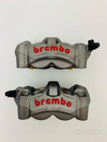 Pinze freno monoblocco m50 radiali brembo int. 100