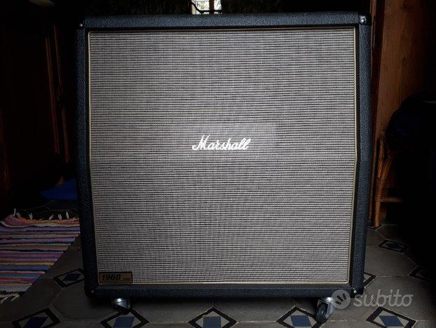 Cassa marshall 4x12 zack wilde limited edition