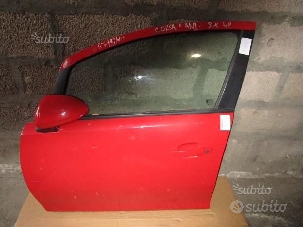 Opel Corsa D porta anteriore sx - F175