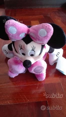 Peluche Minnie originale Disney nuovo